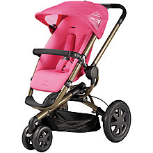 Buy Quinny Buzz 3 Pushchair, Pink Precious Online at johnlewis.com