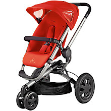 Buy Quinny Buzz 3 Pushchair, Red Revolution Online at johnlewis.com