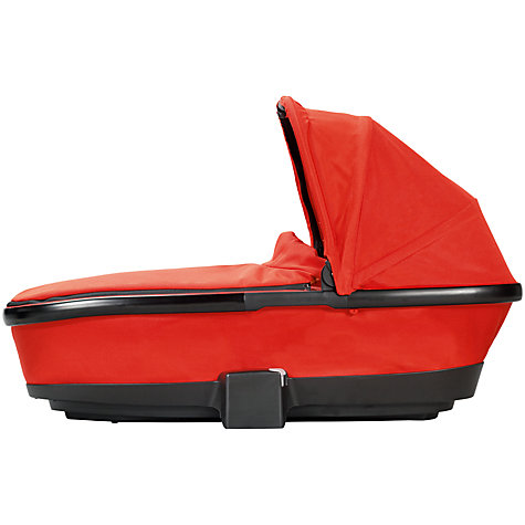 Buy Quinny Foldable Carrycot, Red Revolution Online at johnlewis.com