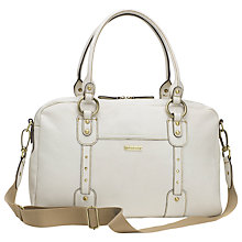 Buy Storksak Elizabeth Bag, Chalk Online at johnlewis.com