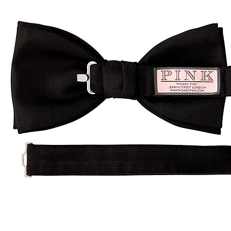 Buy Thomas Pink Ready to Wear Bow Tie Online at johnlewis.com