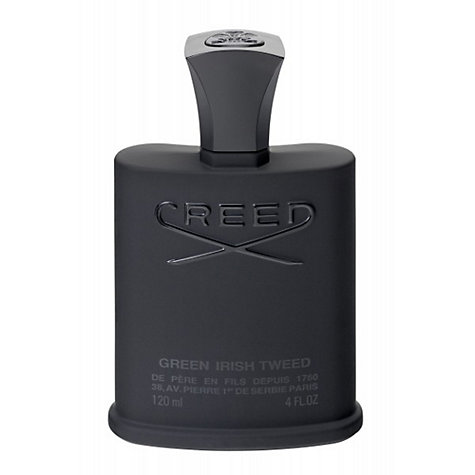 Buy CREED Green Irish Tweed Eau de Parfum, 120ml Online at johnlewis.com