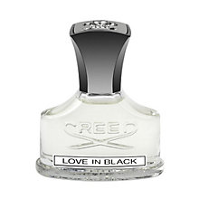 Buy CREED Love in Black Eau de Parfum, 30ml Online at johnlewis.com