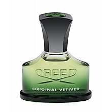 Buy CREED Original Vetiver Eau de Parfum, 30ml Online at johnlewis.com