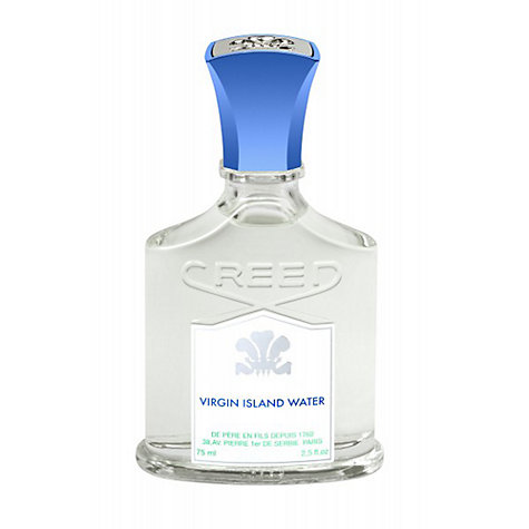 Buy CREED Virgin Island Water Eau de Parfum, 75ml Online at johnlewis.com