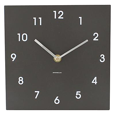 ashortwalk Eco Classic Clock, H20 x W20cm