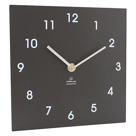 Buy ashortwalk Eco Classic Clock, H20 x W20cm Online at johnlewis.com