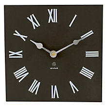Buy ashortwalk Eco Traditional Clock Online at johnlewis.com
