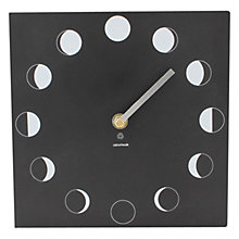 Buy ashortwalk Eco Moon Phase Clock Online at johnlewis.com