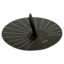 Buy ashortwalk Eco Round Sundial Online at johnlewis.com