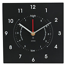 Buy ashortwalk Eco Time and Tide Clock Online at johnlewis.com