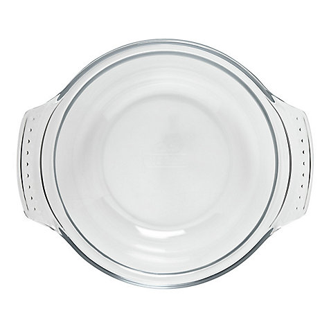 Buy Pyrex Easy Grip 1.5L Casserole Dish Online at johnlewis.com