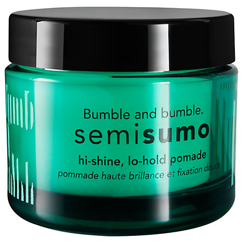 Buy Bumble and bumble Semi Sumo Pomade, 50ml Online at johnlewis.com