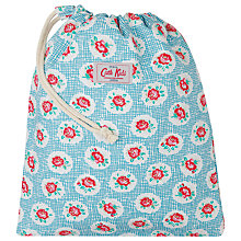Buy Cath Kidston Kids Drawstring Wash Bag, Lattice Rose Online at johnlewis.com