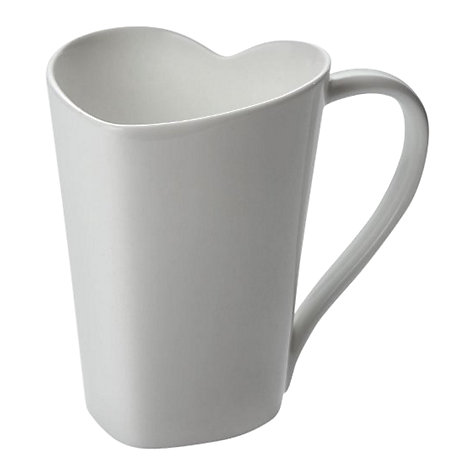 "Buy Alessi ""To"" Mug Online at johnlewis.com"