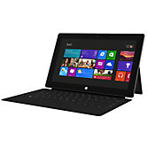 Microsoft Surface RT Tablet & Touch Keyboard