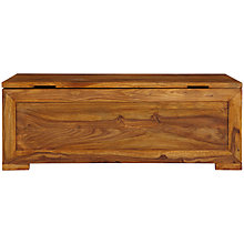 Buy John Lewis Pavilion Lifting Top Trunk Online at johnlewis.com