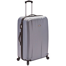 Buy Antler Quadrant 4-Wheel Large Suitcase Online at johnlewis.com