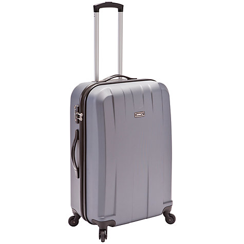 Buy Antler Quadrant 4-Wheel Medium Suitcase Online at johnlewis.com