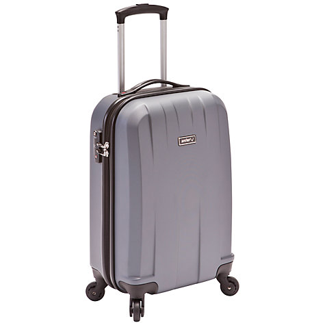 Buy Antler Quadrant 4-Wheel Cabin Suitcase Online at johnlewis.com