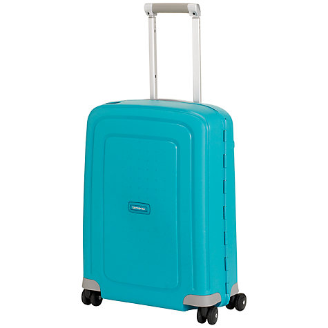 Buy Samsonite S'Cure 4-Wheel Spinner Cabin Suitcase Online at johnlewis.com