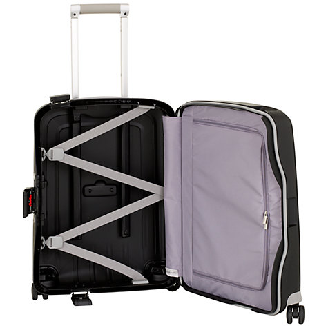Buy Samsonite S'Cure 4-Wheel 55cm Cabin Suitcase Online at johnlewis.com