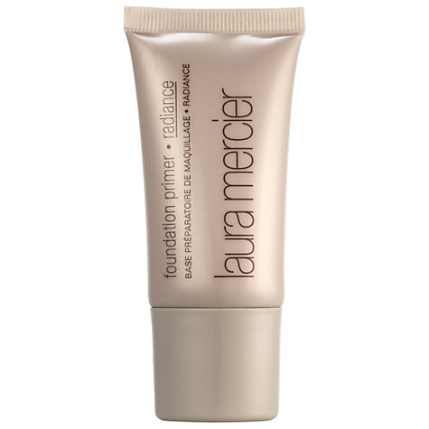 Buy Laura Mercier Foundation Primer - Radiance, 1oz Online at johnlewis.com