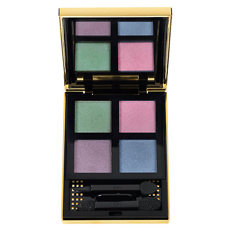 Buy Yves Saint Laurent Pure Chromatics Wet and Dry Eye Shadow Palette, No.14 Online at johnlewis.com