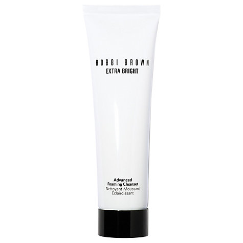 Buy Bobbi Brown Extra Bright Advanced Cleanser, 100ml Online at johnlewis.com