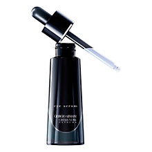Buy Giorgio Armani Crema Nera Regenerating Eye Serum, 15ml Online at johnlewis.com