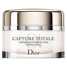 Buy Dior Capture Totale Multi-Perfection Crème, 60ml Online at johnlewis.com