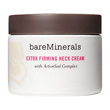 Buy bareMinerals Extra Firming Neck Cream, 50ml Online at johnlewis.com