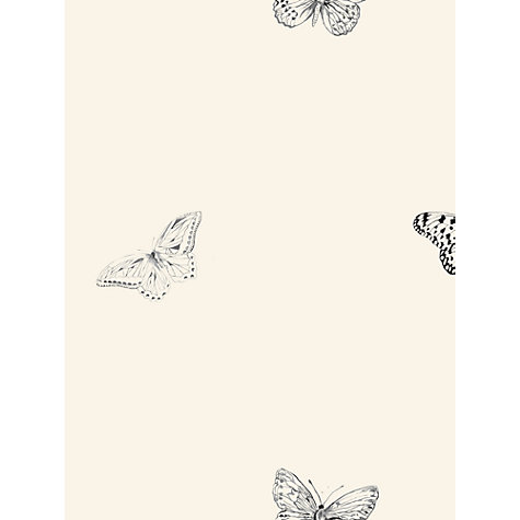 Buy John Lewis Butterflies wallpaper Online at johnlewis.com