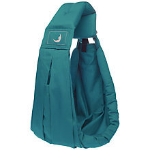Buy Babasling Classic Baby Carrier, Teal Green Online at johnlewis.com
