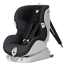 Buy Britax Trifix Group 1 Car Seat, Max Black Thunder Online at johnlewis.com