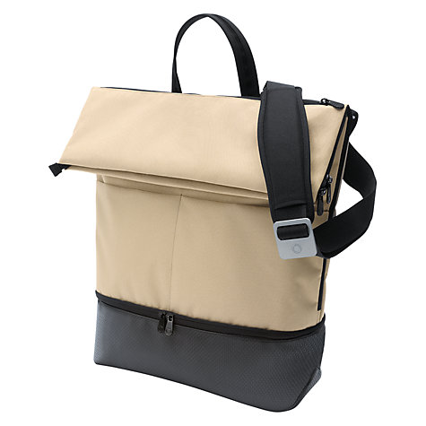 Buy Bugaboo Changing Bag, Sand Online at johnlewis.com