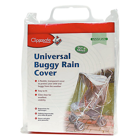 Buy John Lewis Baby Universal Buggy Raincover Online at johnlewis.com