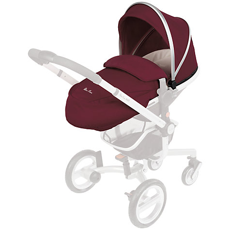 Buy Silver Cross Surf Essentials Pack, Aubergine Online at johnlewis.com