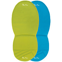 Buy Silver Cross Surf Reversible Seat Liner, Lime/Sky Online at johnlewis.com