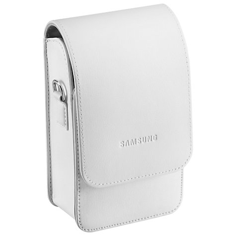 Buy Samsung Galaxy Camera Case, White Online at johnlewis.com