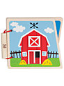 Hape At The Farm Book