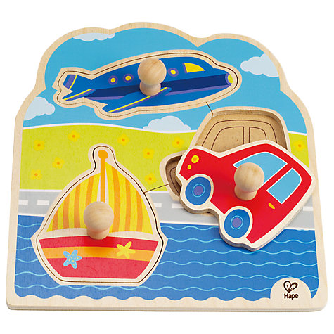 Buy Hape On The Go Puzzle Online at johnlewis.com
