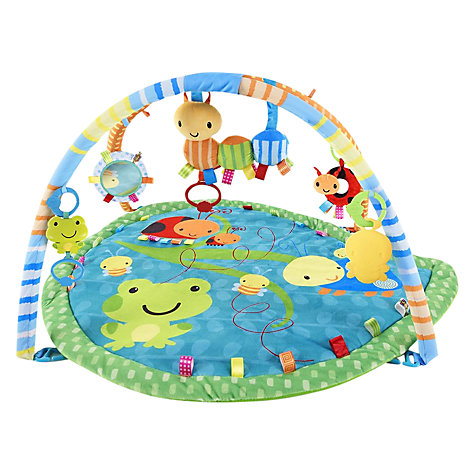 Buy Taggies Bugs and Hugs Play Gym Online at johnlewis.com