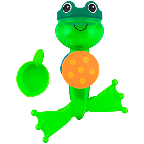 Buy Sassy Fill and Flip Frog Toy Online at johnlewis.com