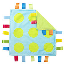 Buy Little Taggies Comforter, Polka Dot Online at johnlewis.com