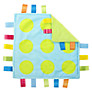 Little Taggies Comforter, Polka Dot