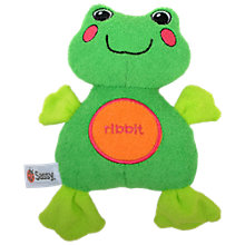 Buy Sassy Cuddly Frog Bath Pal Online at johnlewis.com