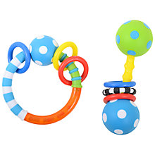 Buy Sassy Rattle Set Online at johnlewis.com