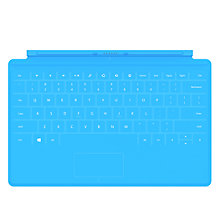 Buy Microsoft Touch Cover, Keyboard Cover for Microsoft Surface Online at johnlewis.com