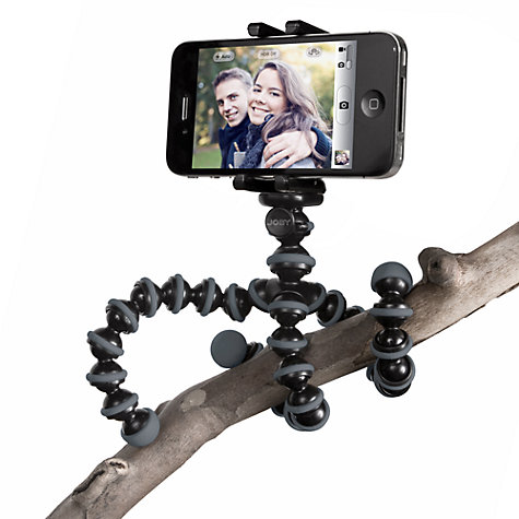 Buy Joby GripTight GorillaPod Tripod for Smartphones Online at johnlewis.com
